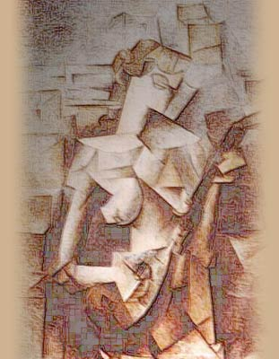 pablo picasso girl with a mandolin Find great deals on ebay for girl with mandolin shop with confidence.